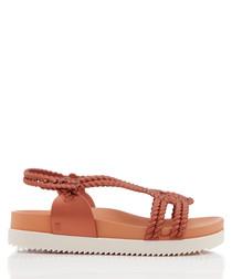 Salinas Cosmic beige sandals