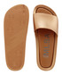 Shine gold-tone rubber sandals Sale - melissa shoes Sale
