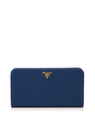 bf469ba6436 Cornflower blue Saffiano leather purse Sale - Prada Sale