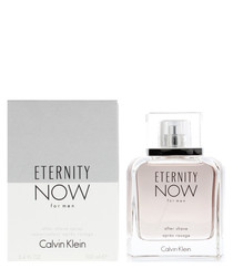 Eternity Now aftershave 100ml