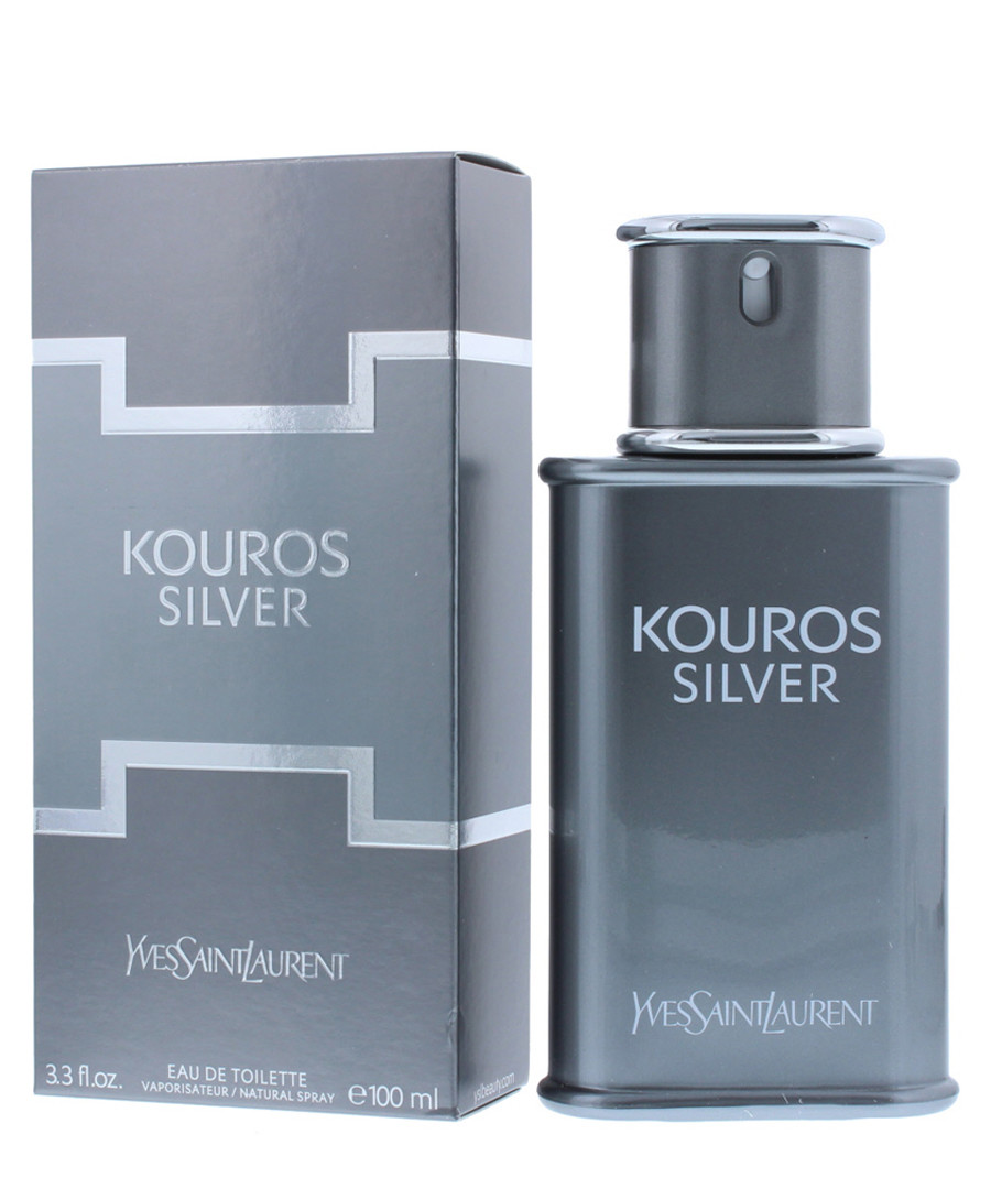 Kouros Silver EDT 100ml Sale - yves saint laurent