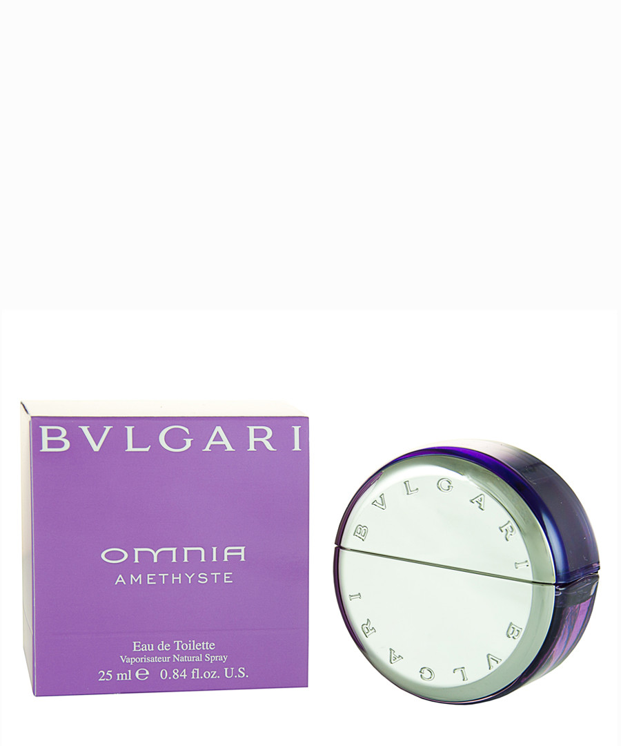Omnia Amethyste EDT 25ml Sale - bulgari