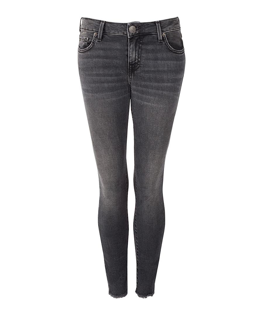 Halle black stretch cotton denim jeans Sale - TRUE RELIGION