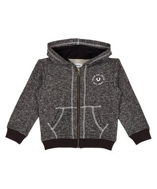 6cf9fa47 Boy's 2-4yrs French marl grey hoodie Sale - True Religion Sale