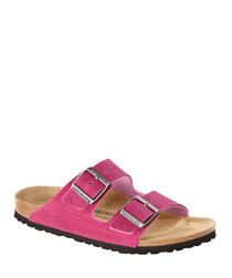 Arizona pink two bar sandals