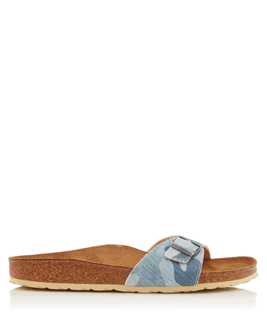 Madrid camouflage narrow sandals  Sale - birkenstock
