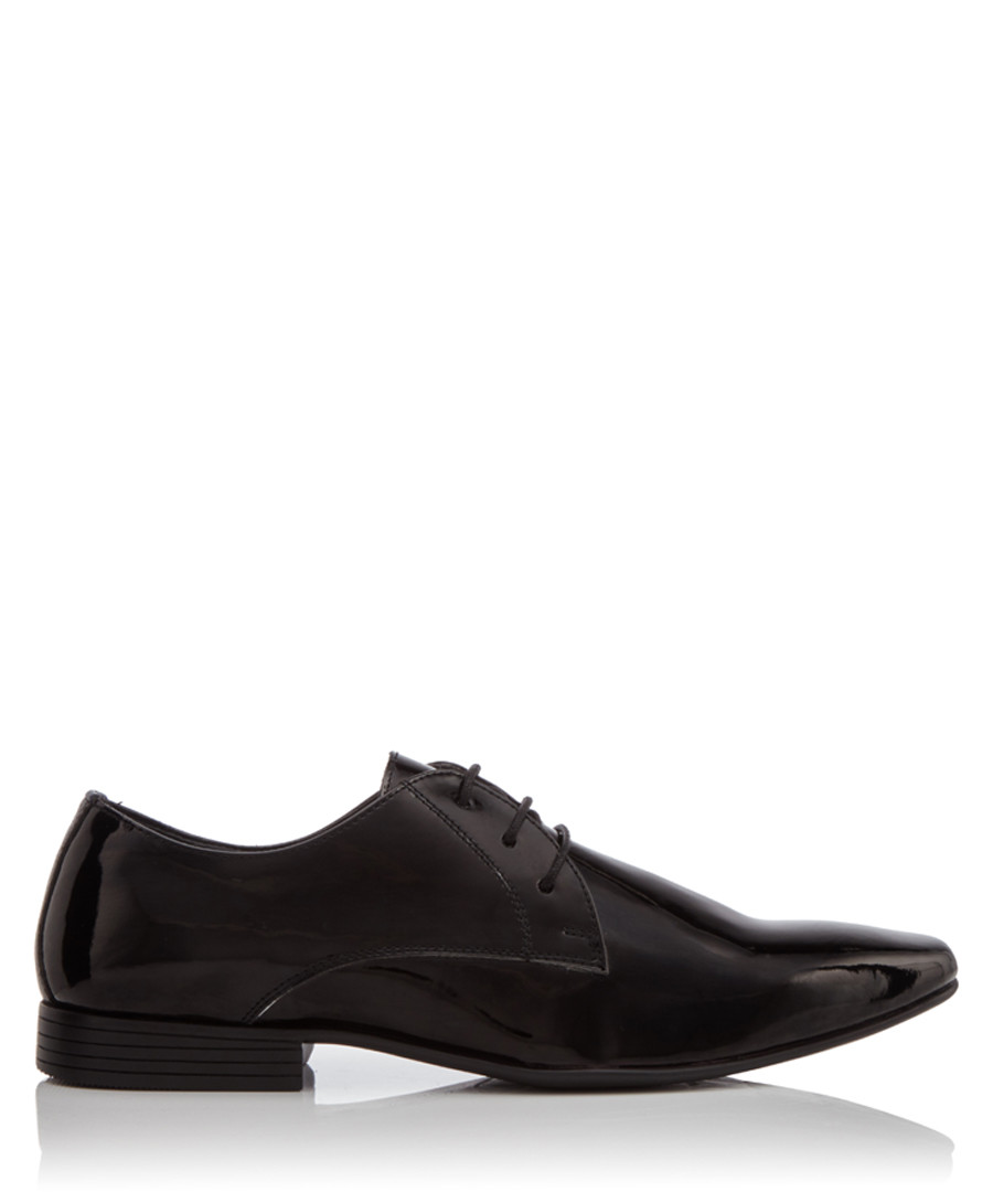 Kendal black leather Derby shoes Sale - KG Kurt Geiger