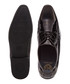 Kendal black leather Derby shoes Sale - KG Kurt Geiger Sale