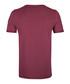 Bordeaux pure cotton T-shirt Sale - DreiMaster Sale