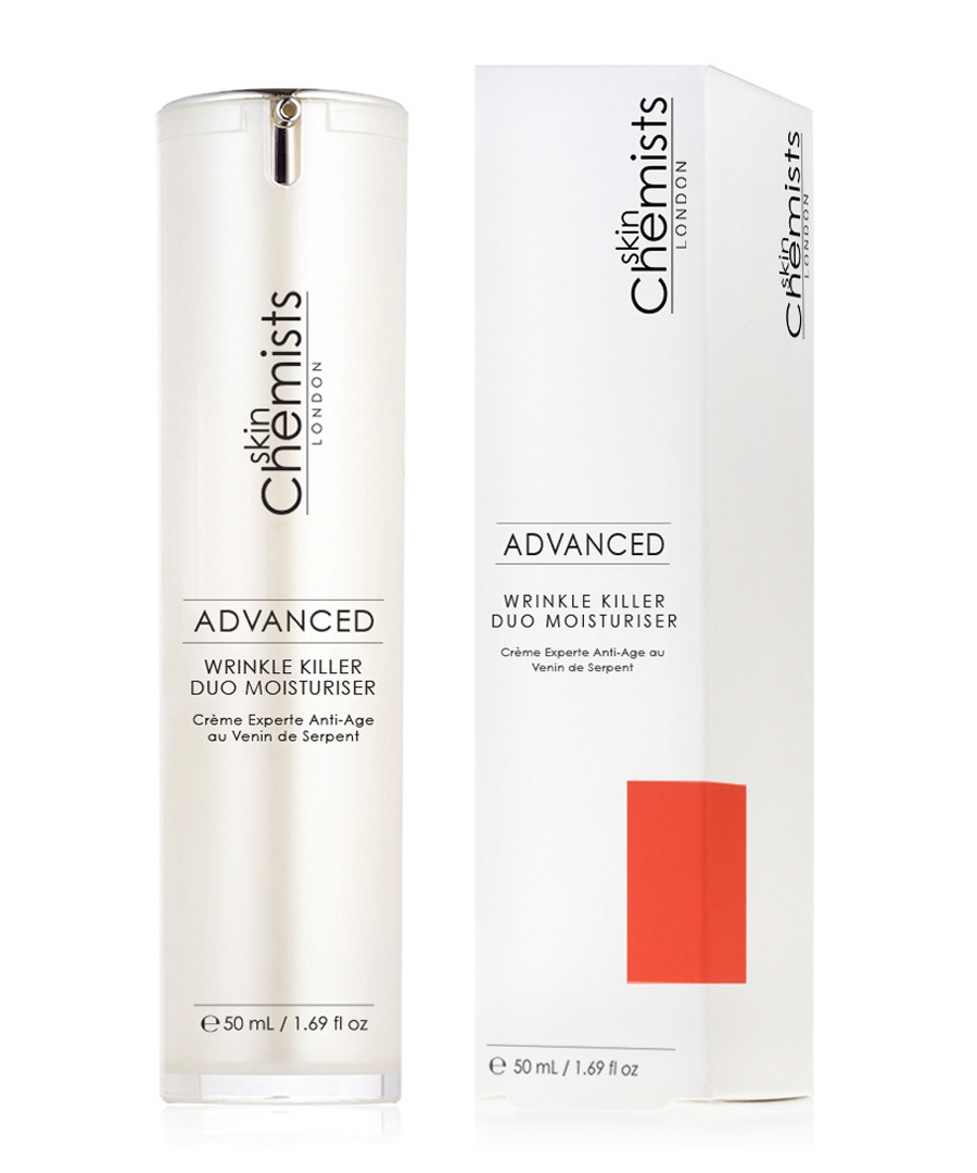 Advanced Wrinkle killer cream 50ml Sale - skinchemist