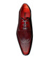 Hemmings Blow Up damson leather shoes Sale - jeffery west Sale