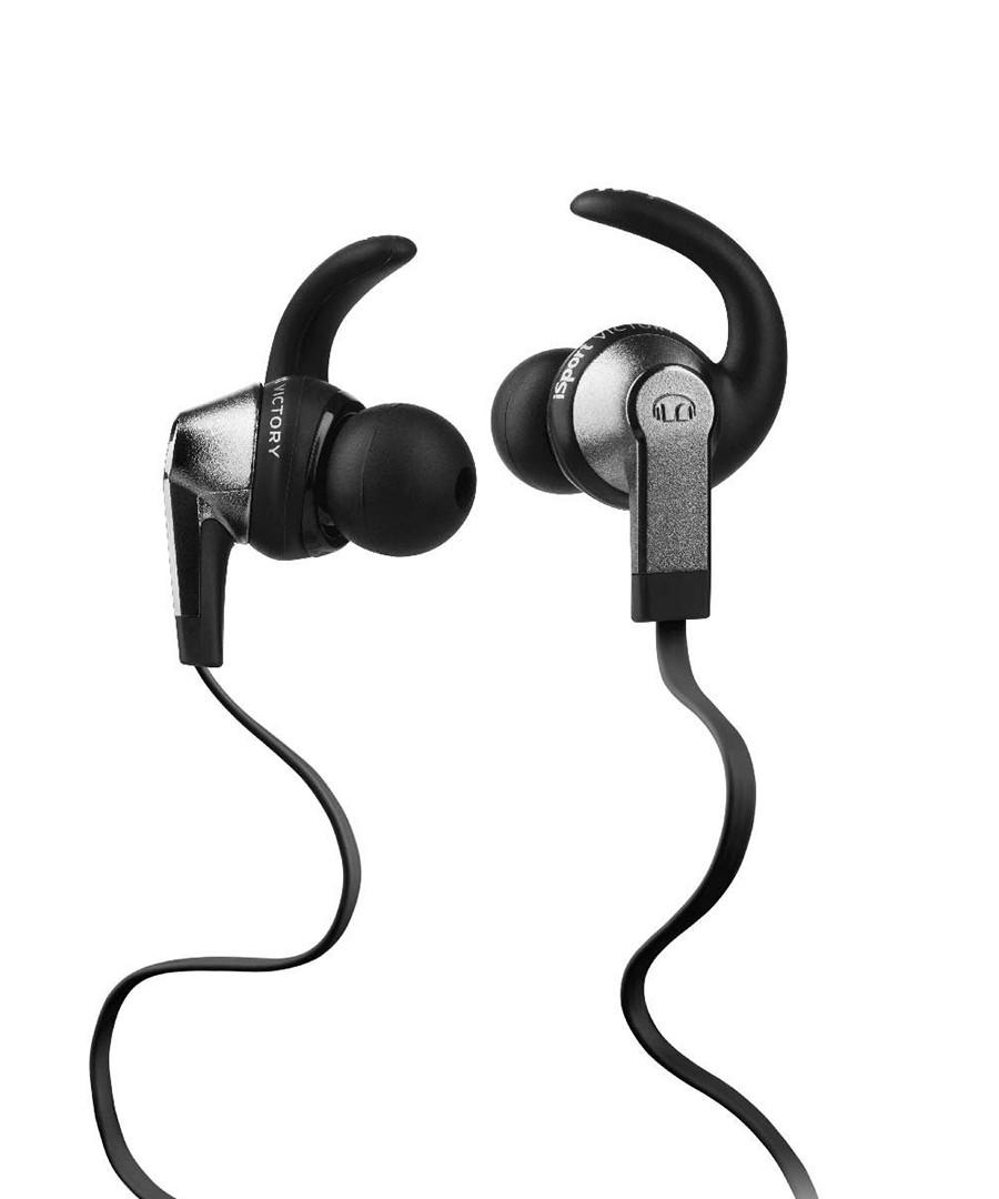iSport Victory black in-ear headphones  Sale - Monster