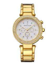 Desire gold-tone Swarovski watch