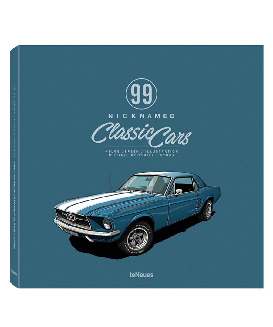 99 Nicknamed Classic Cars Sale - TeNues