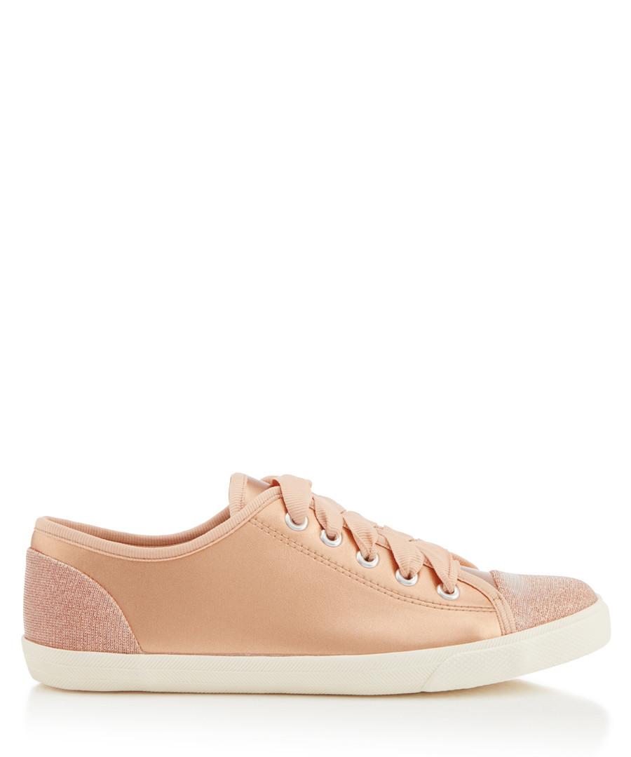 Jasper bronze-tone sneakers  Sale - carvela