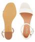 Shadow white leather mid heels  Sale - carvela Sale