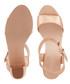 Sadie bronze-tone buckle heeled sandals Sale - carvela Sale