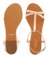 Bravo bronze strappy sandals Sale - carvela Sale