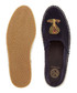 Royston navy embroidered espadrilles Sale - KG MEN Sale