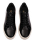 Women's Black patent logo sneakers Sale - Rosapreto Sale