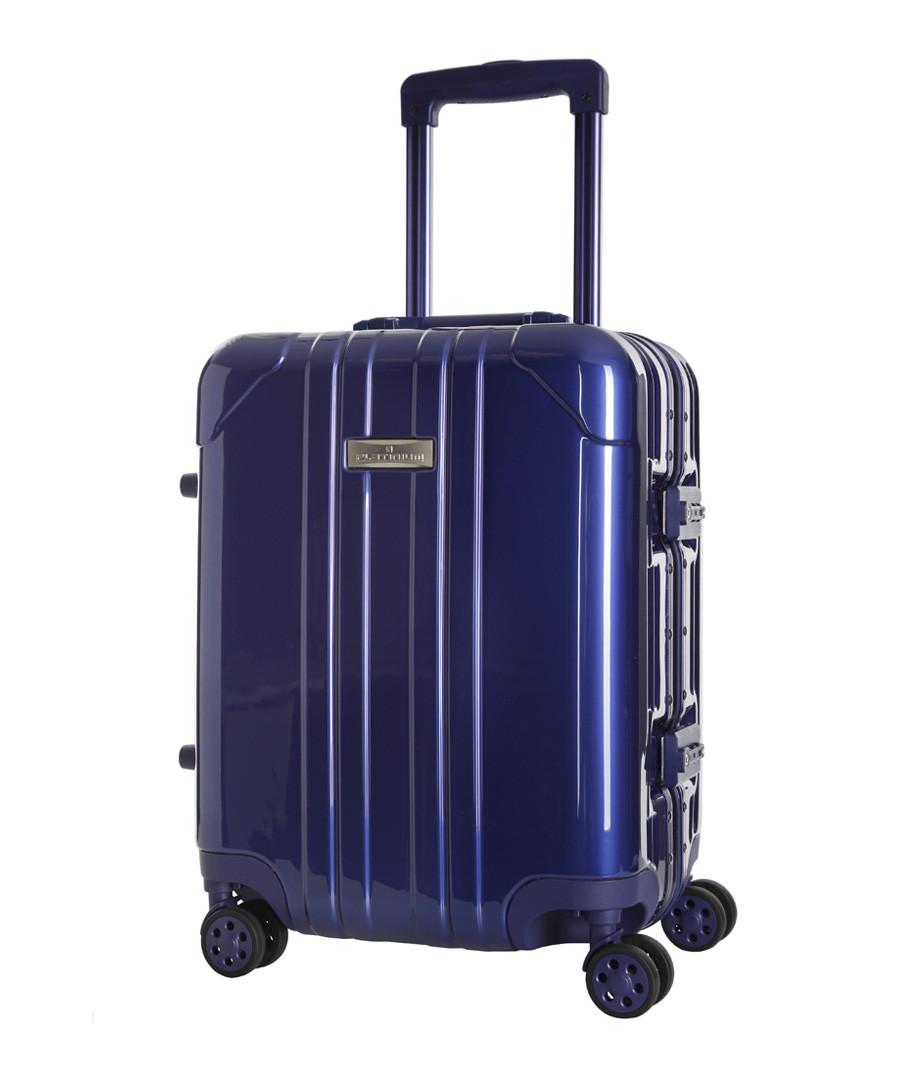 Keihley blue spinner suitcase 46cm Sale - platinium