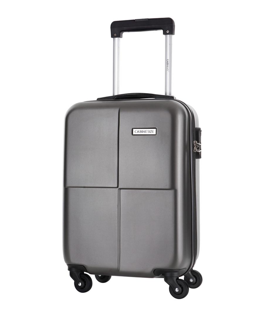 Century grey spinner suitcase 46cm Sale - cabine size