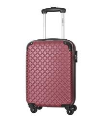 Centaur Bordeaux spinner suitcase 48cm