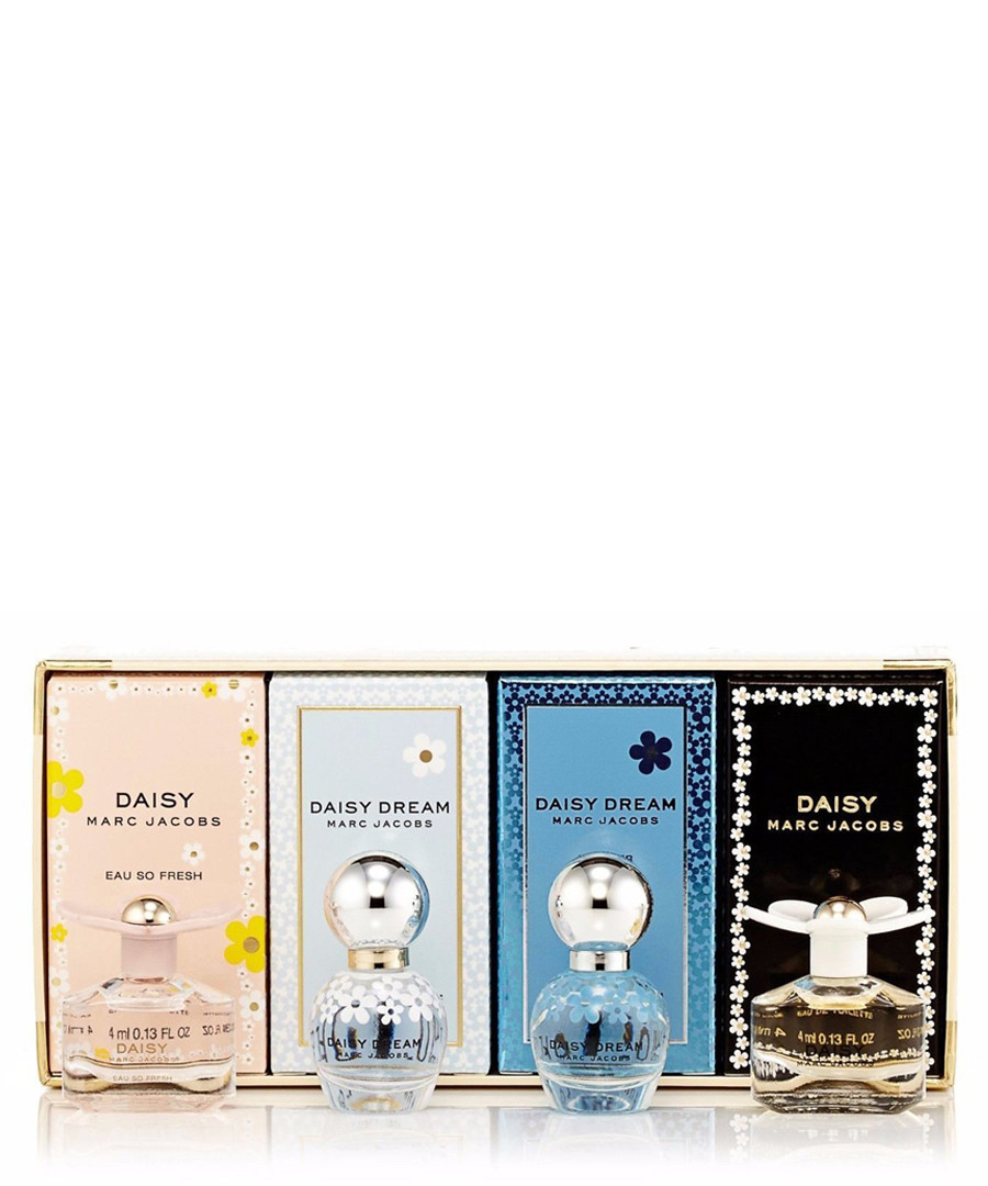 4pc Marc Jacobs Daisy 4ml gift set Sale - marc jacobs