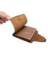Tan leather stud flap wallet Sale - hautton Sale