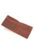 Tan leather wallet Sale - woodland leather Sale