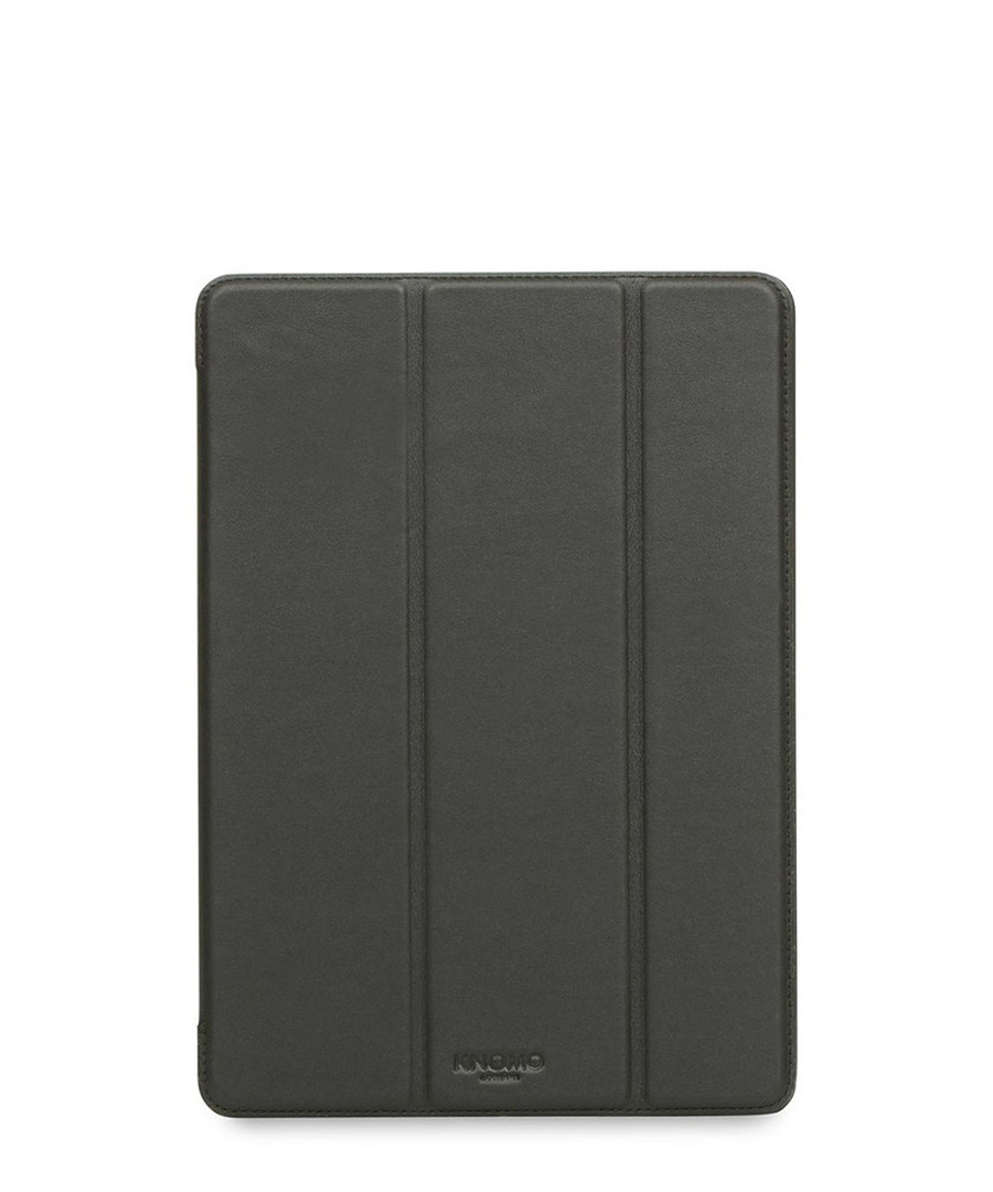 Black iPad Pro tri folio case  Sale - knomo