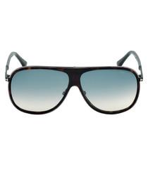 Chris Havana visor sunglasses