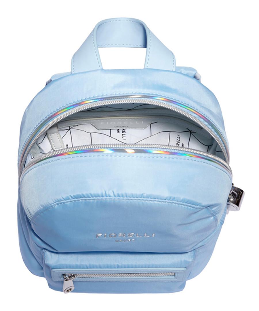 7d54cb3edac1 ... Mini Strike light blue backpack Sale - Fiorelli ...