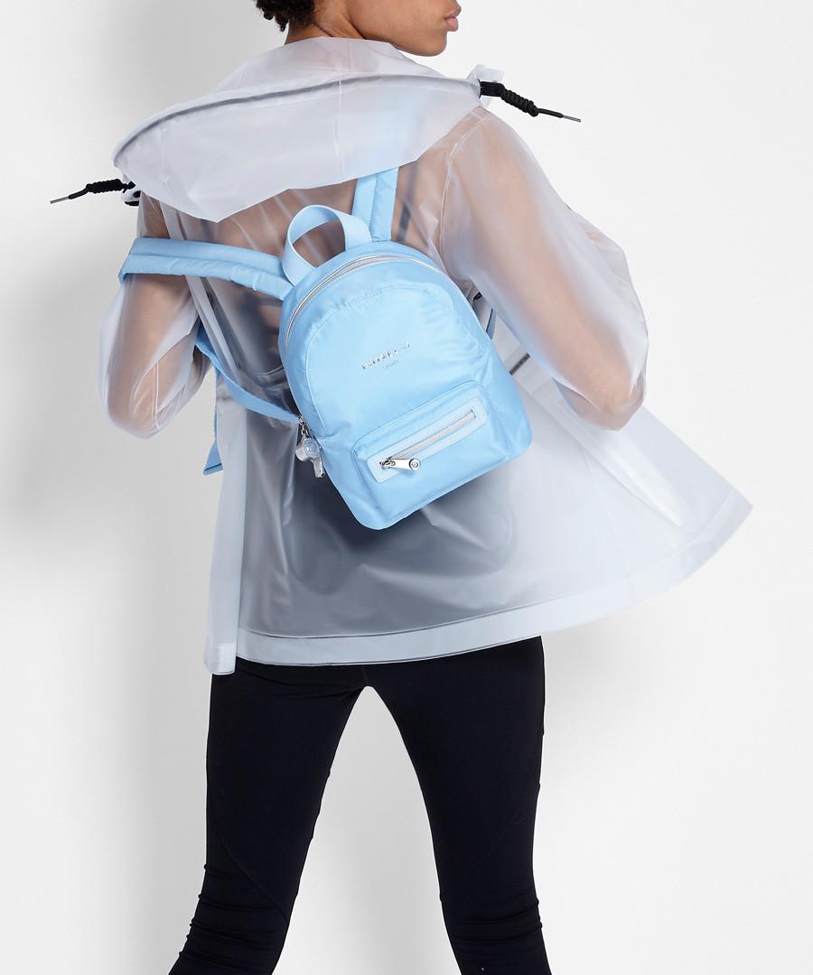 958ced2fe5f7 ... Mini Strike light blue backpack Sale - Fiorelli