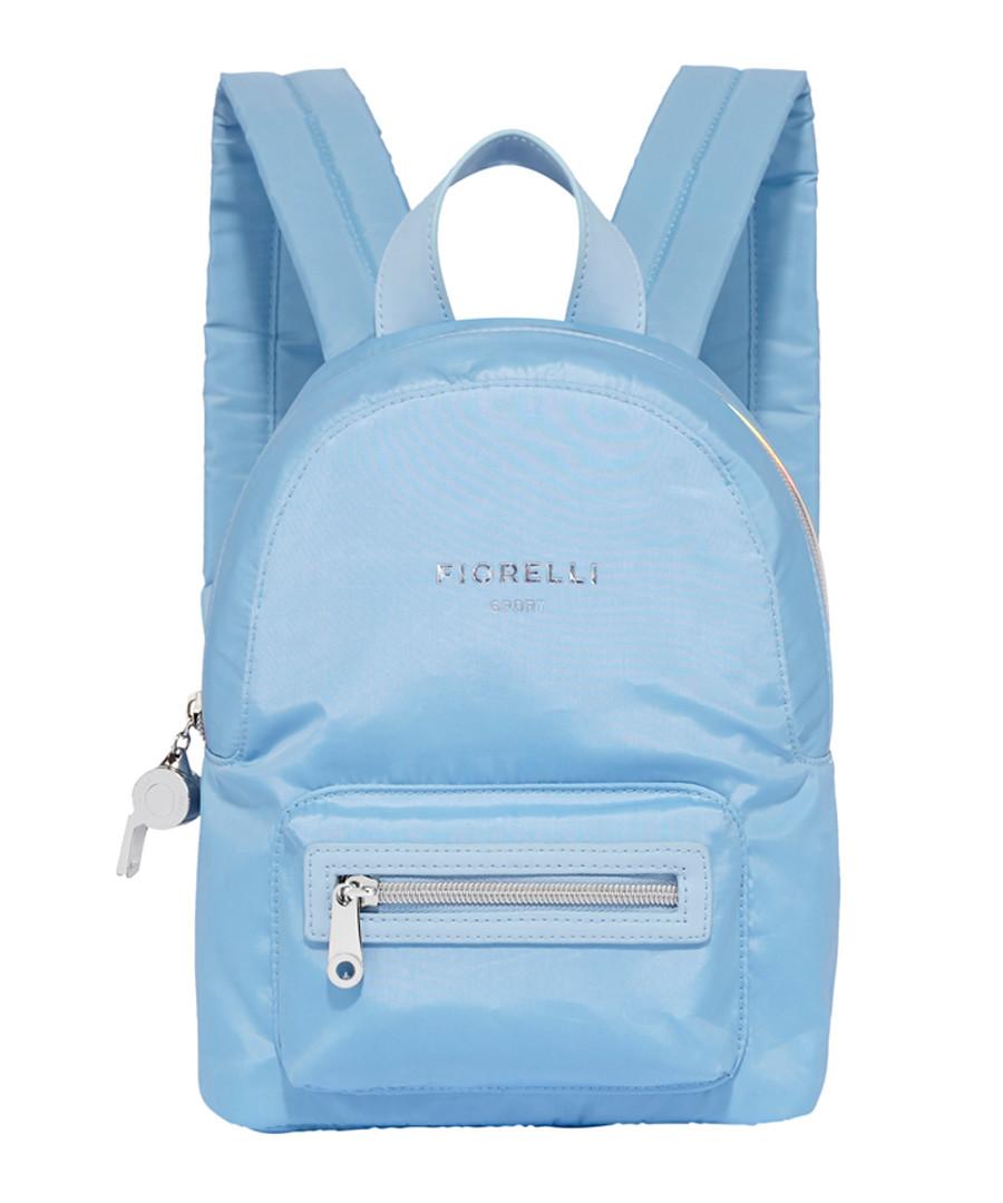 2c7ec2ee5eac Mini Strike light blue backpack Sale - Fiorelli ...