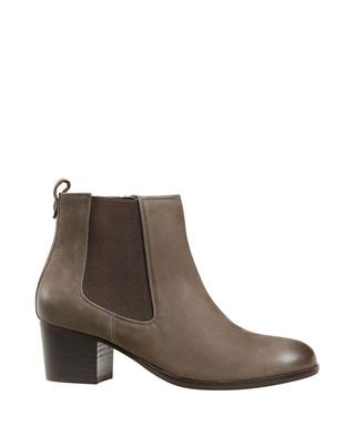 4ddd1b7a12d9 Cato brown leather ankle boots Sale - Van Dal Shoes Sale