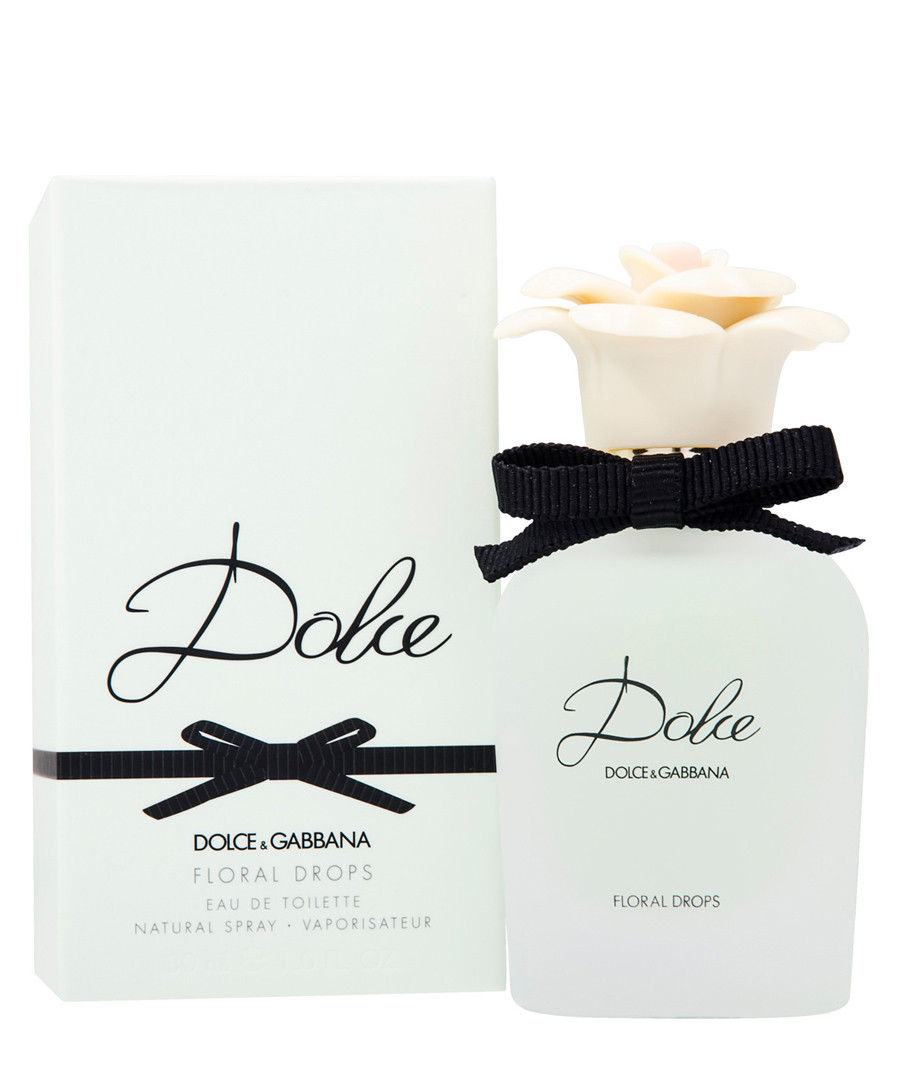 Dolce Floral Drops EDT 30ml Sale - dolce and gabbana