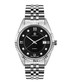 Beaute de Suisse silver-tone steel watch Sale - mathis montabon Sale