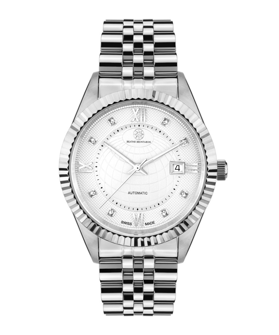 Beaute de Suisse stainless steel watch Sale - mathis montabon