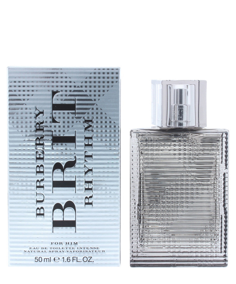 Brit Rhythm Intense EDT 50ml  Sale - burberry