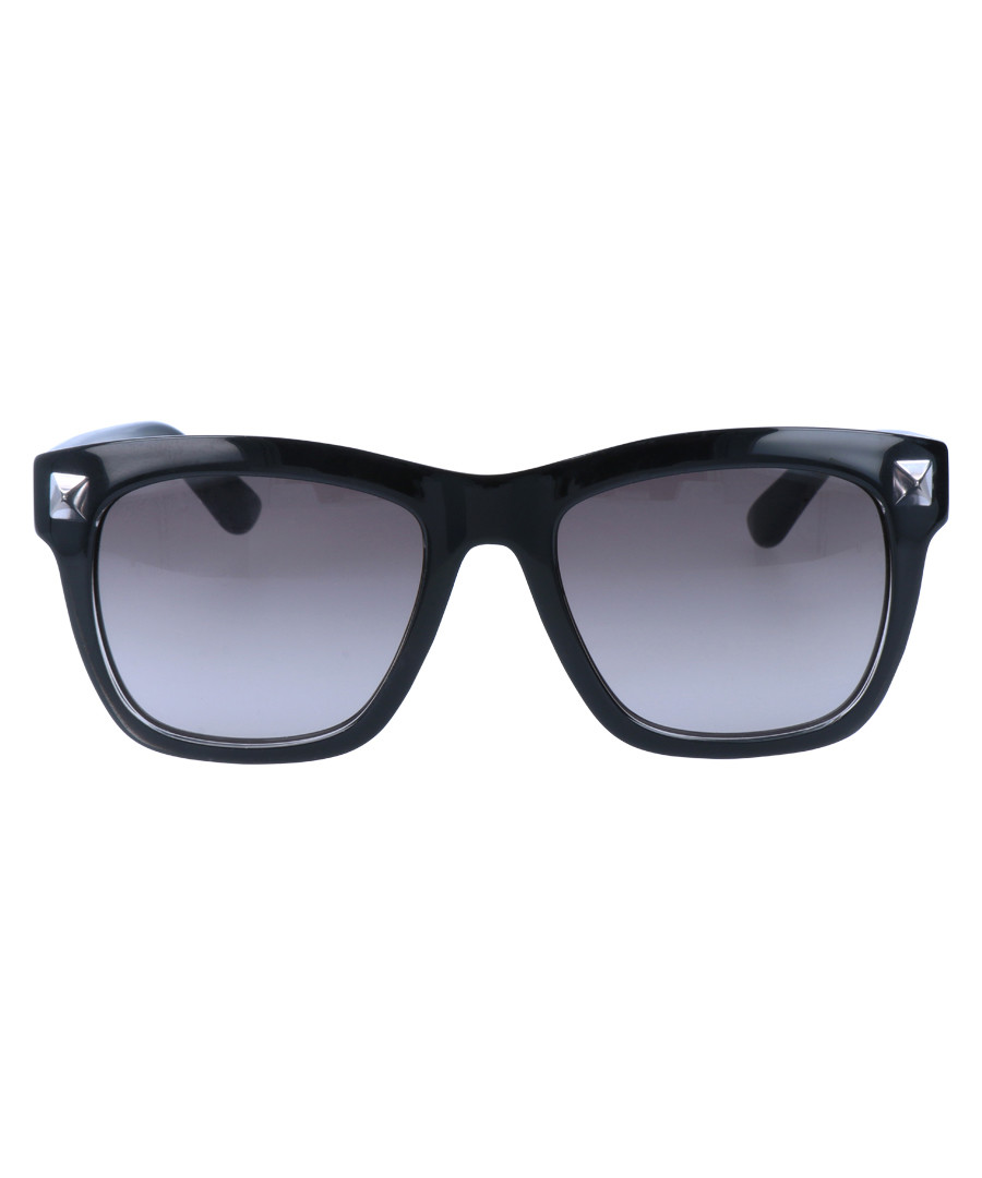 Black studded sunglasses Sale - Valentino