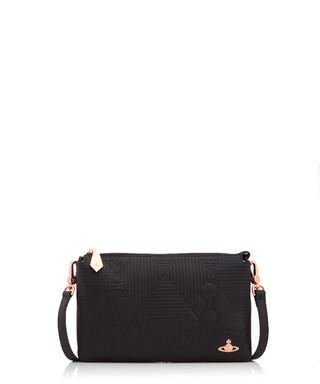 d65591460de Hogarth black & gold-tone leather bag Sale - Vivienne Westwood Sale
