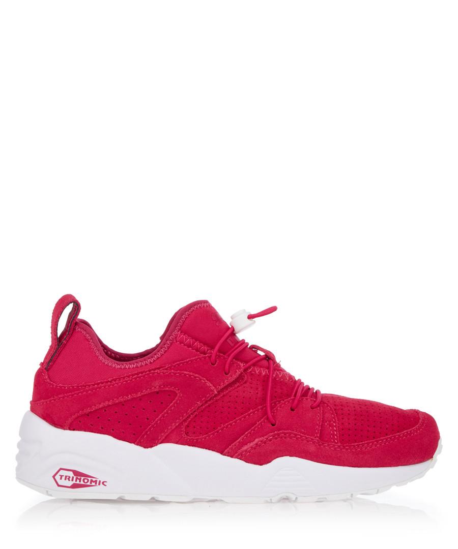 Blaze Of Glory berry sneakers Sale - puma