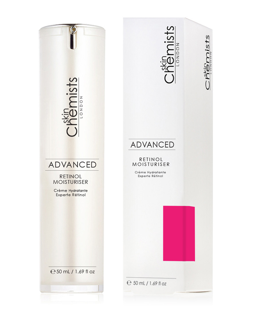 Advanced Retinol moisturiser 50ml Sale - skinchemist