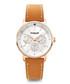 Imola 36 rose gold-tone leather watch Sale - lambretta Sale