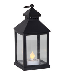 Black solar lantern