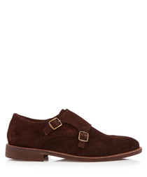 Parsons brown Derby shoes