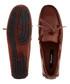 Carmen tan laced loafers Sale - Dune Mens Sale