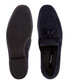Antio navy tassel loafers Sale - Dune Mens Sale