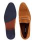 Ruling tan slip-on loafers Sale - Dune Mens Sale